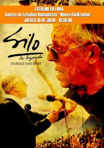 Afiche_Silo La Pelicula_Lima